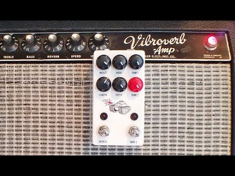 First Look: JHS Spring Tank Reverb