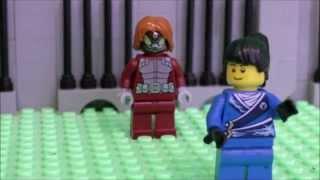 Lego Мультфільм Місто Х - 4 сезон ( 1 серія)