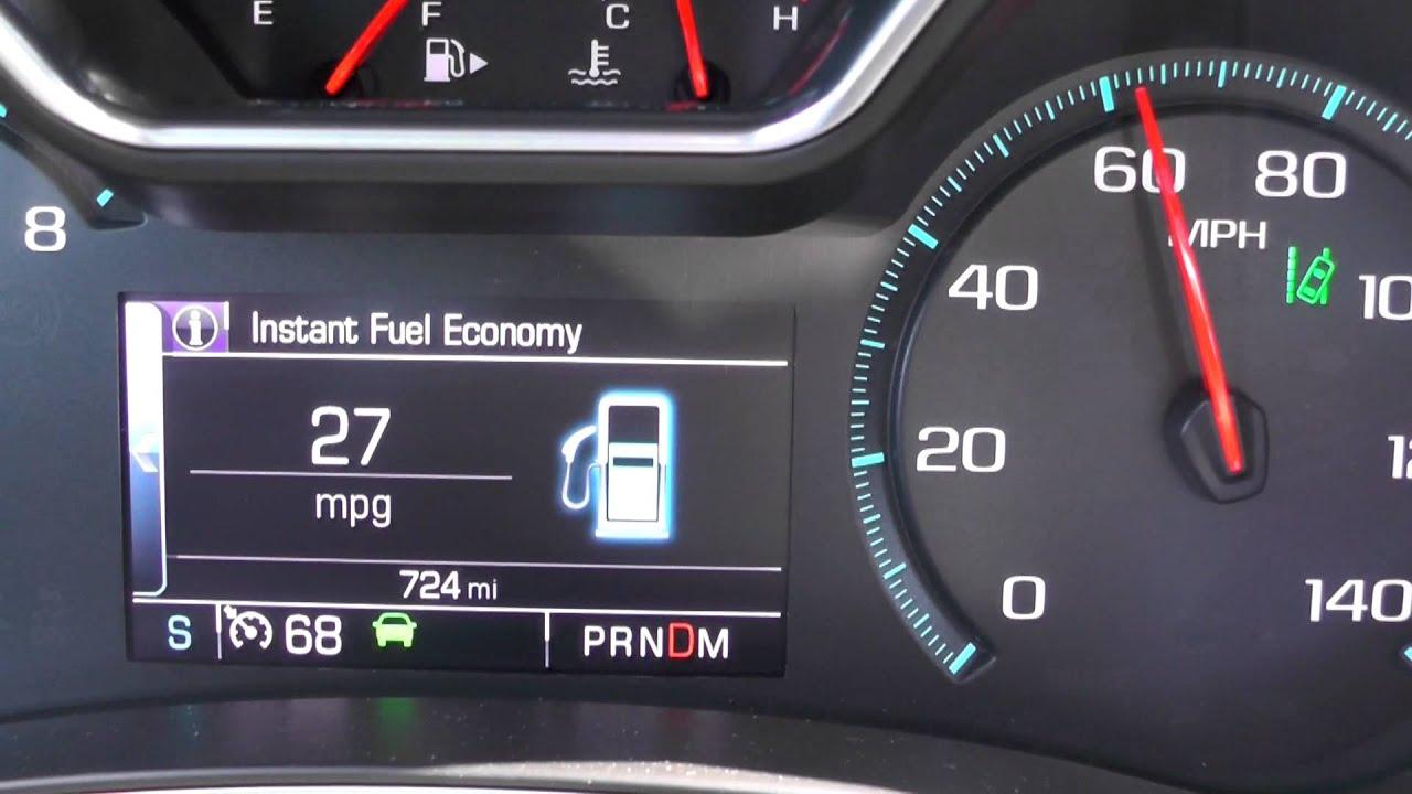 2015 Chevy Impala 36L V6 MPG Highway Road Test  YouTube
