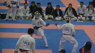 2018年 弘和杯・親善武道大会 空手道・組手 14