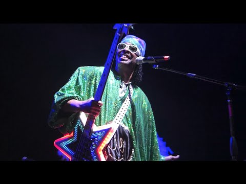 Bootsy Collins, Stretchin Out, Brooklyn, NY 81216