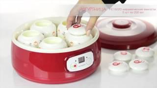 Обзор йогуртниц Oursson FE1502D и FE2103D