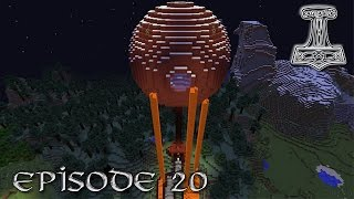 Minecraft - Ragnablöc : Ep 20 - The Eye