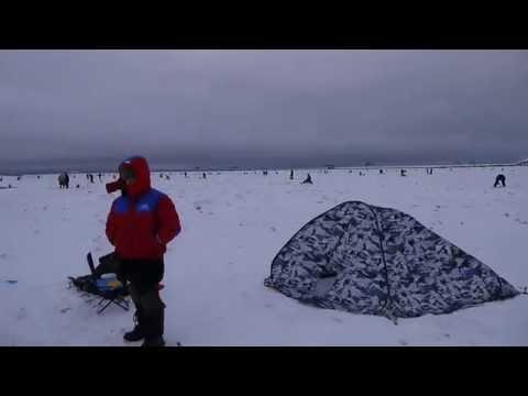 мест ловли корюшки на финском заливе