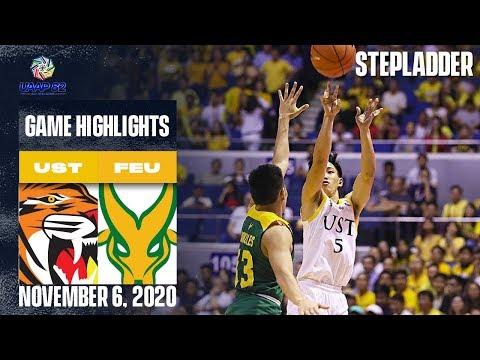 UST vs. FEU - November 6, 2019 | Giga Highlights | UAAP 82 MB