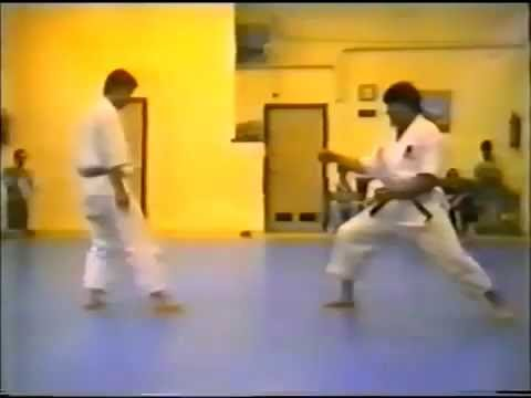 Attack techniques by Osaka Yoshiharu