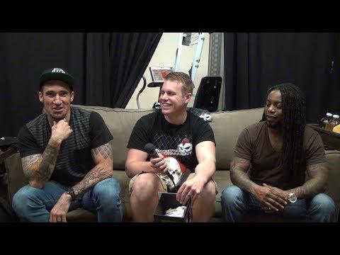 Sevendust Interview #3 - Backstage Entertainment
