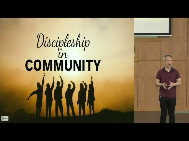 June 6, 2021 - Discipleship in Community
