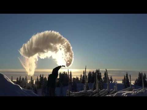 Winter wonderland. Norway.