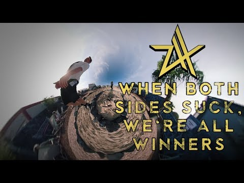 Zebrahead - When Both Sides Suck, We're All Winners (Official Music Video)