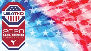 USATKD US Open 2020 Show Ring Day 3 ESPN Wide World of Sports Walt Disney World