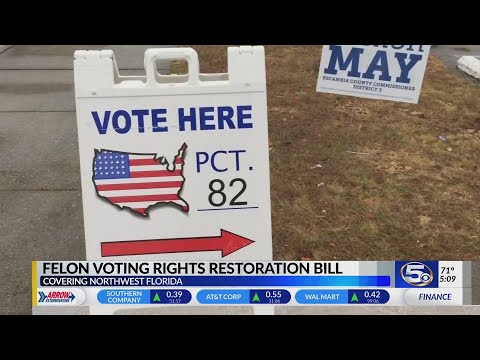 PM Tampa Bay with Ryan Gorman - Key Changes Made To Felon Voting Rights Implementation Bill