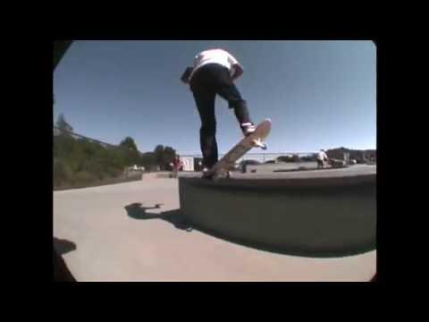 Scotts Valley Skatepark montage
