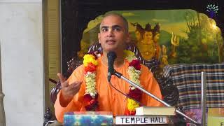 Srila Prabhupada-lilamrta by H.G. Chakravarti Das on 14th Nov 2017 at ISKCON Juhu thumbnail