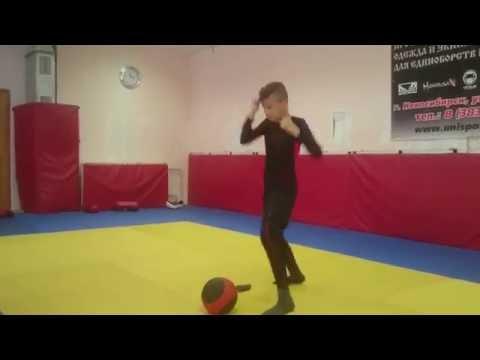 Тайский бокс » Спортивные видео-уроки