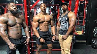 #1 exercise for a big, strong back Mike Rashid, Simeon Panda, Big Rob
