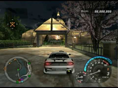 Need For Speed Underground 2 Glitches, Tricks And Bloopers