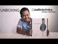audio technica ATH-M30x - Unboxing & Test