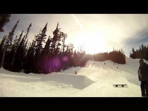 Eldora Mountain Resort 2011. park edit 2.