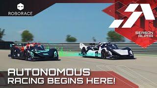 Autonomous Racing Begins Here | Season Alpha | Roborace