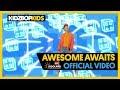 KIDZ BOP Kids - Awesome Awaits (Official Music Video) [LEGOLAND Florida Resort]