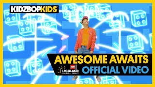 KIDZ BOP Kids - Awesome Awaits (Official Music Video) [LEGOLAND Florida Resort]