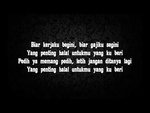 Wali - Yang Penting Halal (lirik)