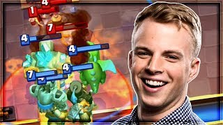 Clash Royale - THIS DECK OWNS THE META!
