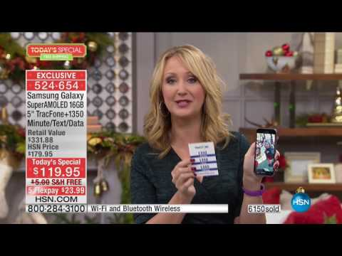 HSN | Electronic Gifts featuring Samsung 12.05.2016 - 12 AM