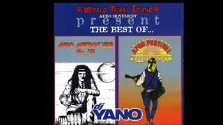 Dj Yano - The Best Of Afro Meeting 99 And Afro Festival