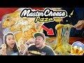 WOWW!!! MUKBANG With Adelia Rahmawati MASTER CHEESE PIZZA || Vlog Kuliner