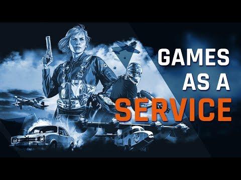 Games as a Service: Die Zukunft für Videospiele?   Scoop-Reportage