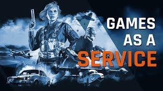 Games As A Service: Die Zukunft Für Videospiele? | Scoop-reportage