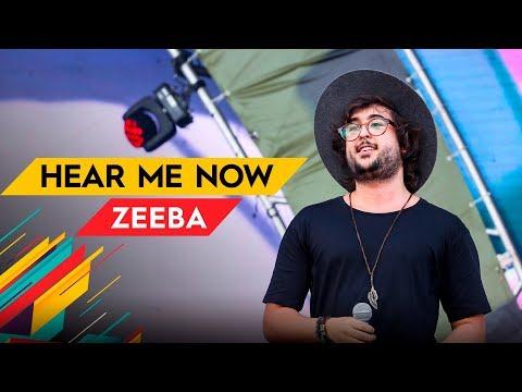 Hear Me Now - Zeeba - Villa Mix Brasília   Ao Vivo