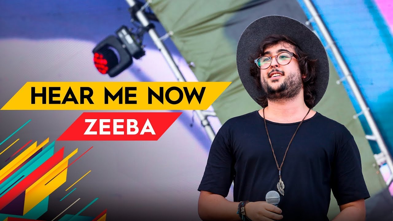 Hear Me Now Zeeba Villa Mix Brasilia 2017 Ao Vivo Youtube