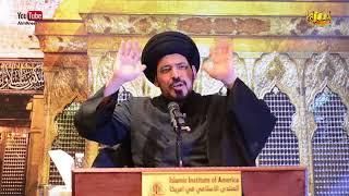السيد منير الخباز -  بر الأبناء