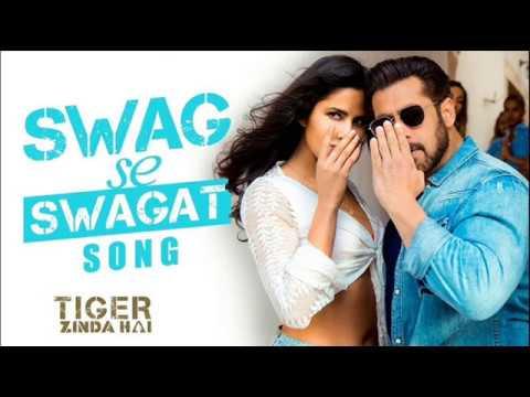 Swag Se Swagat   Tiger Zinda Hai   Vishal Dadlani   Neha Bhasin   Salman Khan   Katrina Kaif   720p