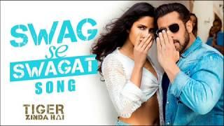 Gambar cover Swag Se Swagat | Tiger Zinda Hai | Vishal Dadlani | Neha Bhasin | Salman Khan | Katrina Kaif | 720p