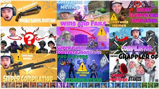 BEST OF SEASON 5/FUNNY MONTAGE/FORTNITE MEMES/EPIC MOMENTS/FUNNY FAILS