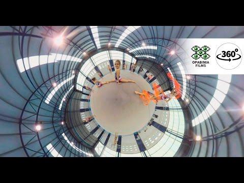 GIMNASIA RÍTMICA 360º Club Natación Pamplona #360video