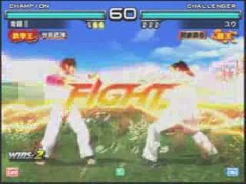 JOYBOX TEKKEN5DR 鉄拳5DR 200708 NO145