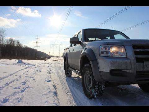 Обзор Форд Ренжер/Ford Ranger 2.5 Tdci 2008. Отчет о владении авто 9 лет и 100 000 км. POV