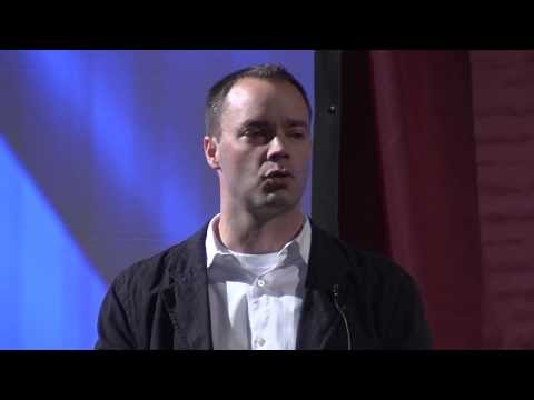 Unmasking masculinity -- helping boys become connected men   Ryan McKelley   TEDxUWLaCrosse