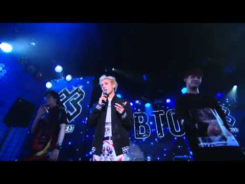 BTOB - 별 (Star) 『JAPAN DEBUT SHOWCASE』
