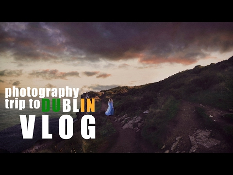 PHOTOGRAPHY TRIP TO DUBLIN | VLOG | Lieke Anna