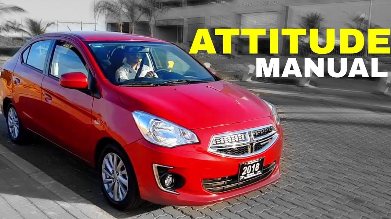 Conoce Dodge Attitude 2018 Manual Auto Subcompacto Ahorrador 3
