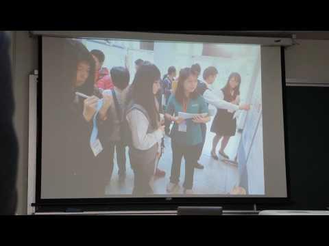 20170329 GLOBE Taiwan 中女-劉承玨師分享
