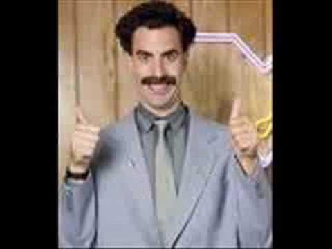 Borat Its Very Nice Youtube