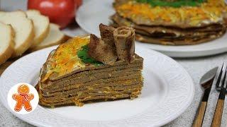 печёночный торт от ирины хлебниковой