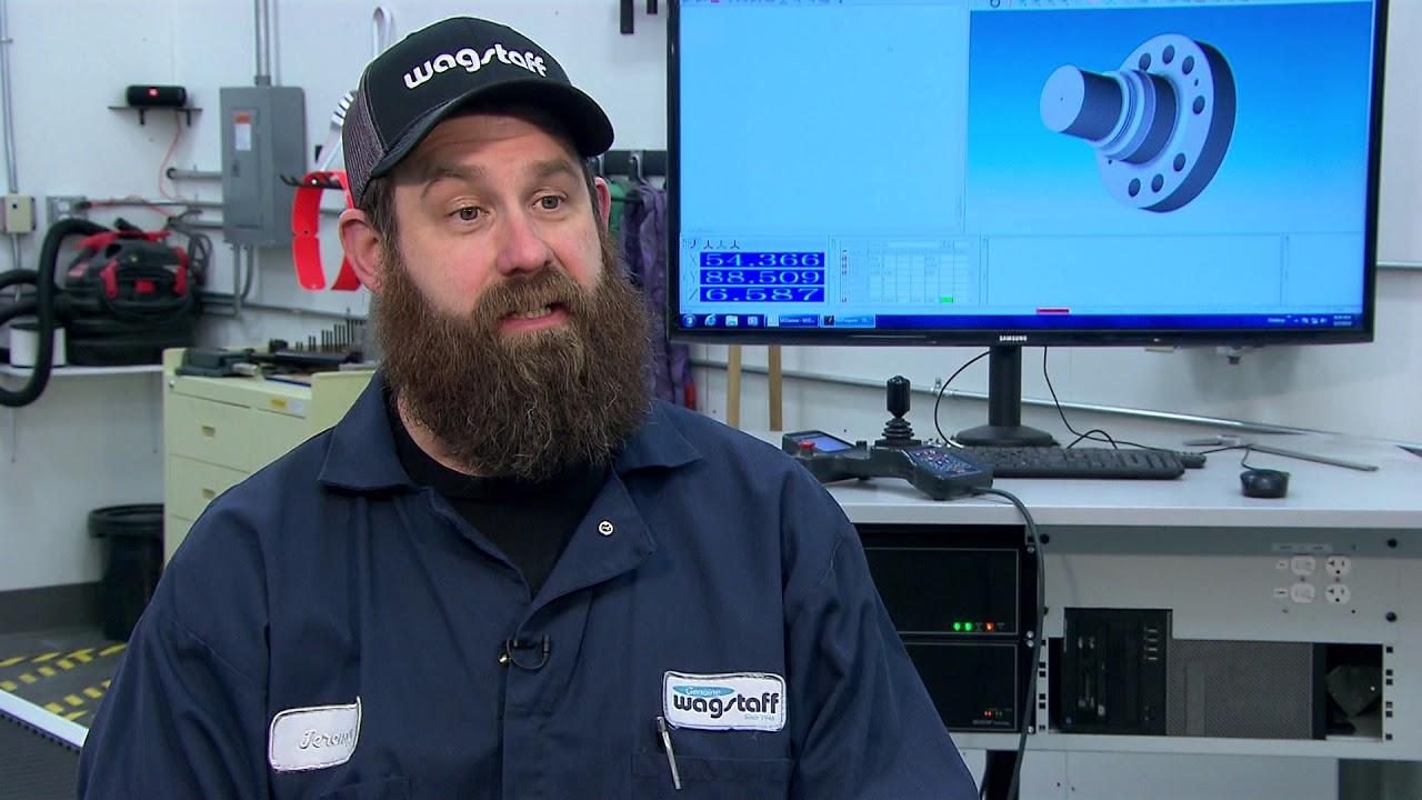 CareerExplore NW - CNC Operator - Jeremy Mitchell